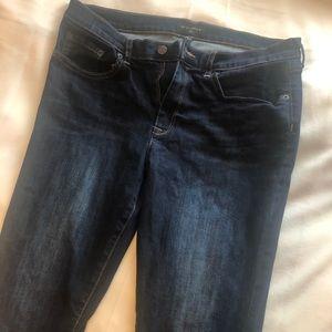 Dark wash jeans NWOT
